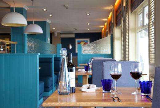 Seafood & Grill Restaurant, Brudenell Hotel, Aldeburgh
