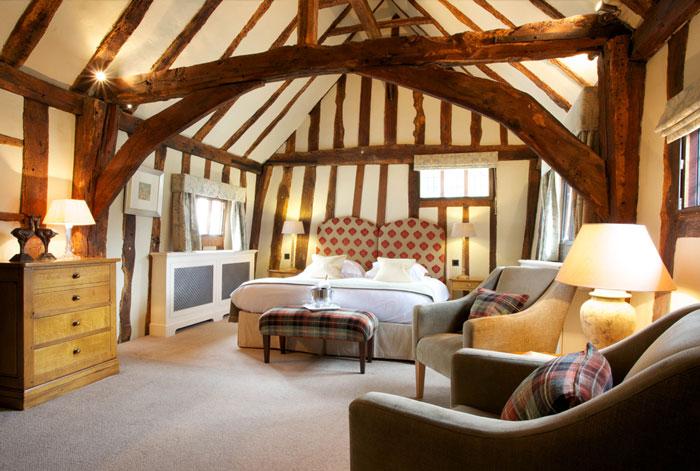 Bedroom - The Swan at Lavenham