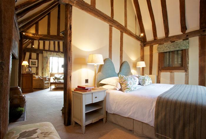 bedroom, sawn, lavenham, hotel