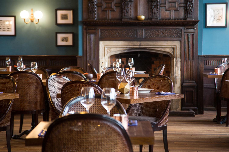 Sea Spice at the White Lion Hotel, Aldeburgh